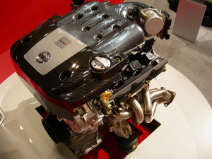 NISMO Z S-Tune S2 Engine spl