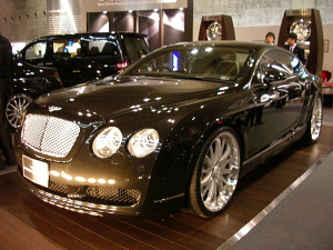 WALD PRESTAGE Bentley Continental GT