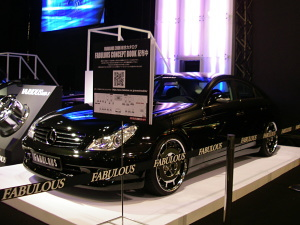 FABULOUS MERCEDES BENZ CLS350