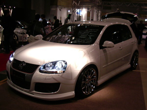 NEWING ALPIL 1KAXX VW GOLF V GTI