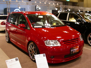 RABBIT VW TOURAN